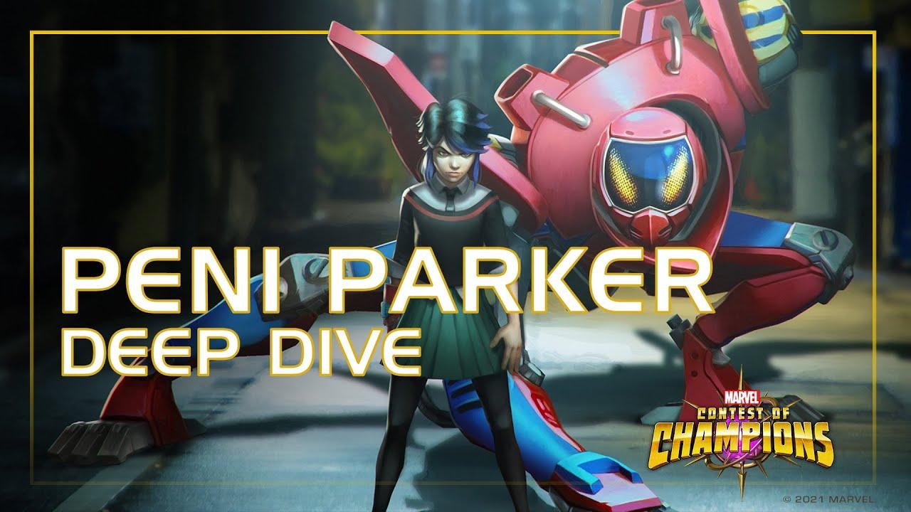 Deep Dive: Peni Parker | Marvel Contest of Champions