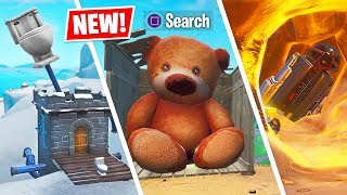 NEW SEASON 10 *SECRET* MAP CHANGES! (Fortnite Season X New Update)