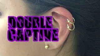 Double Captive - Nickpiercing