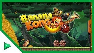 ¡Juega como Kong! ¡Banana Kong!