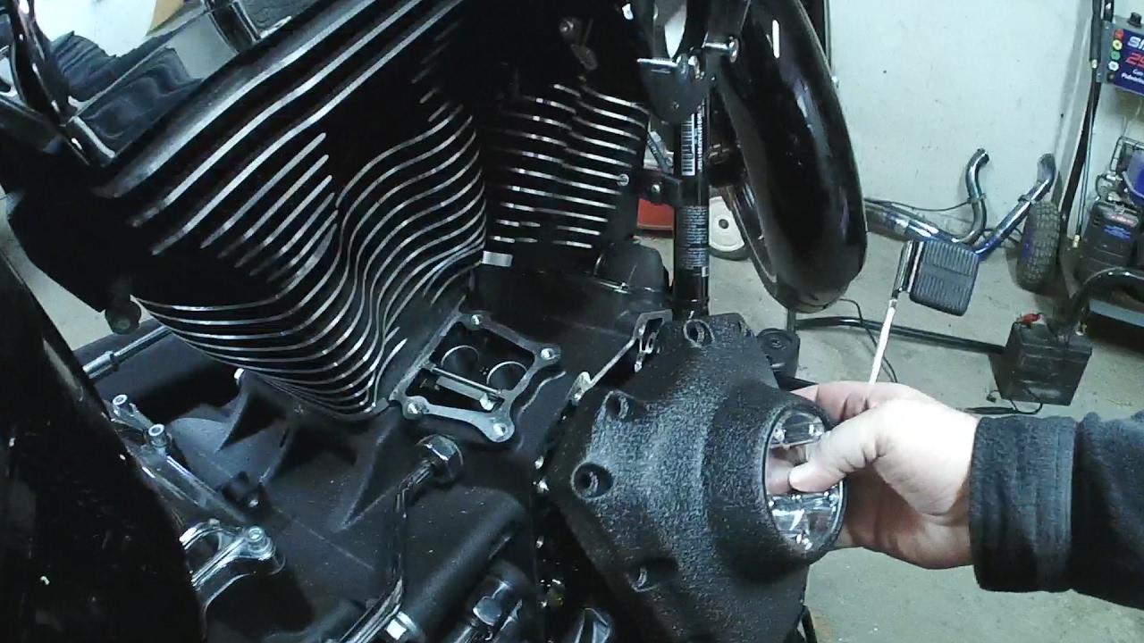 Harley Davidson Black Spray Paint