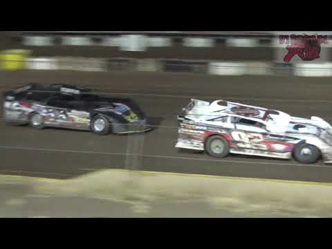 Salina Speedway 9-15-17 Late Model Heats