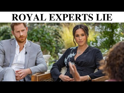 We Proved Royal Experts Lie About Harry and Meghan