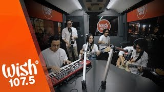 """SUD performs """"Baliw"""" LIVE on Wish 107.5 Bus"""