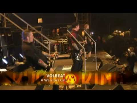 Volbeat ~ A Warrior's Call Live @ Rock am Ring 2010