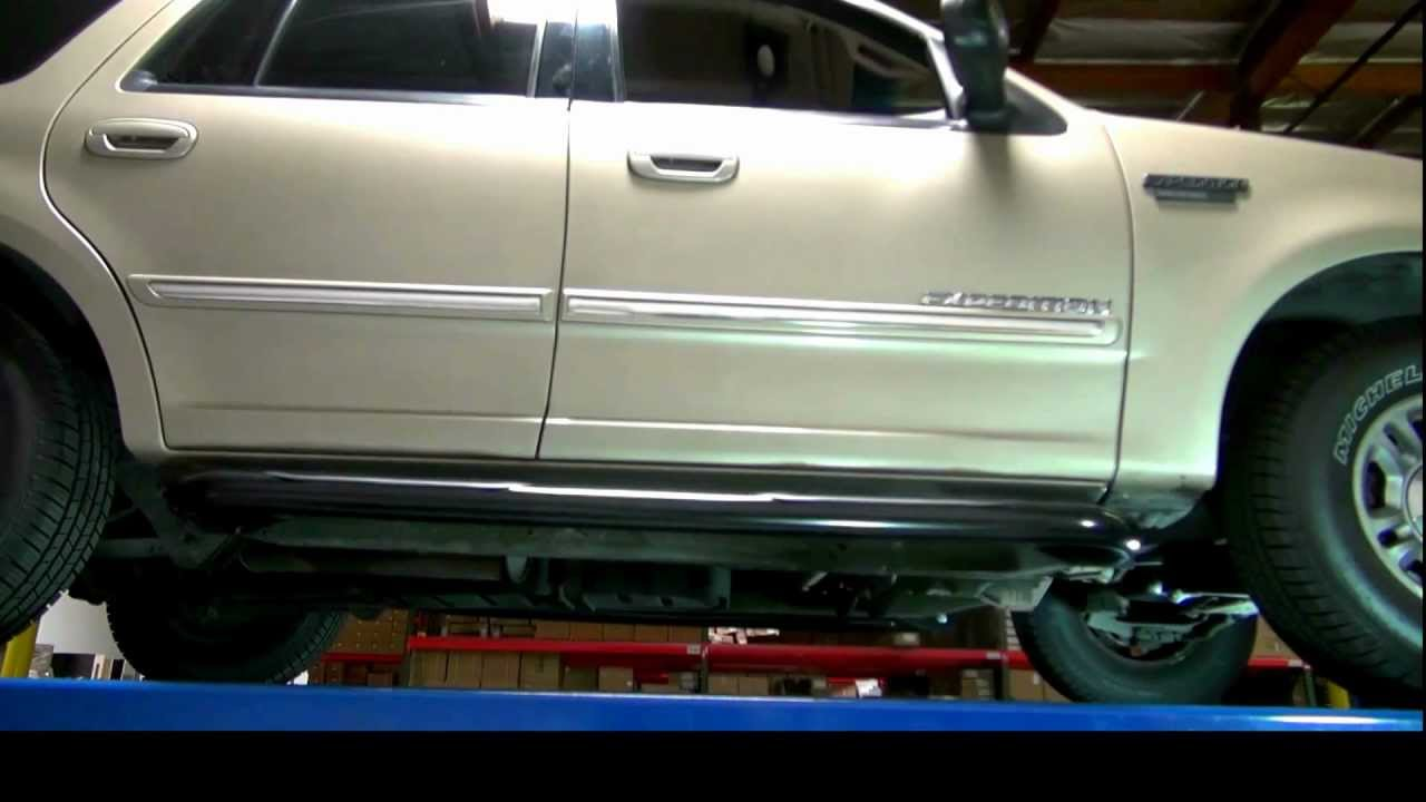 Spyder auto installation 1997 2002 ford expedition step bars youtube spyder auto installation 1997 2002 ford expedition step bars aloadofball Images