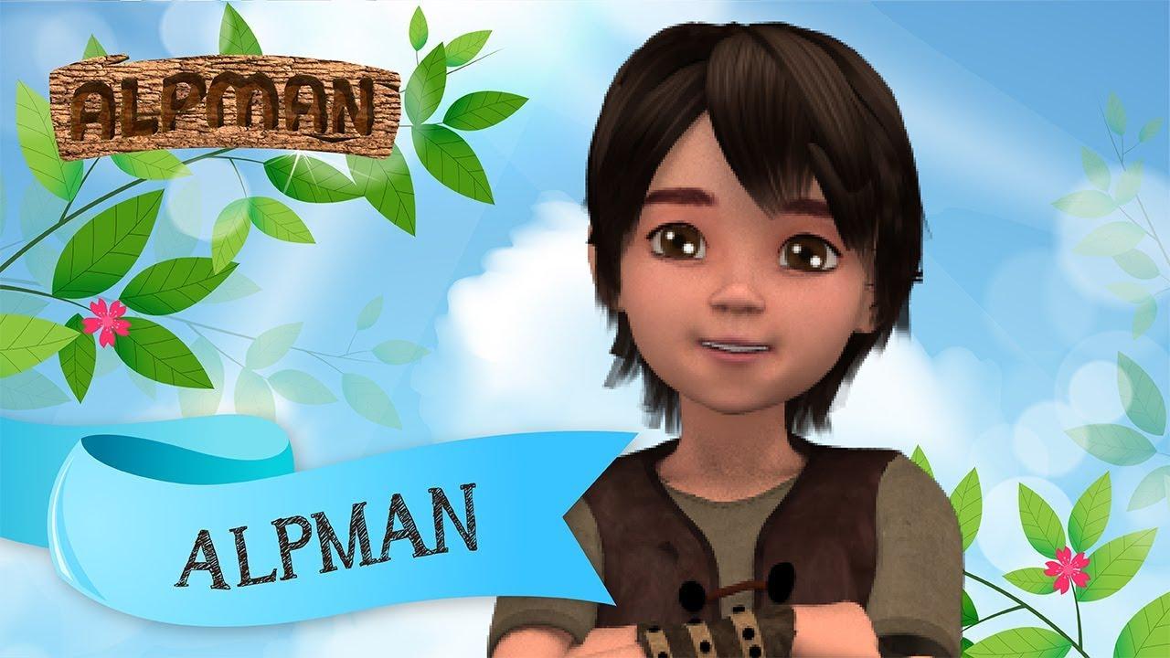 minika - YENİ - ALPMAN - Merhaba Ben Alpman