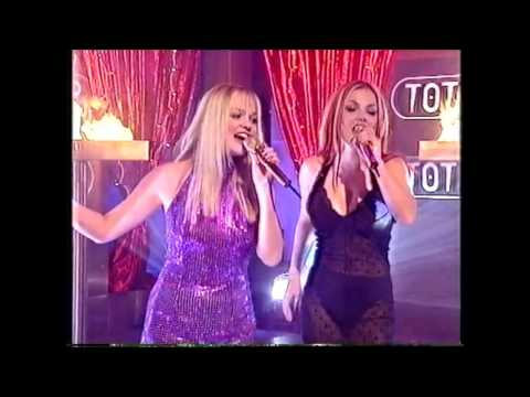Spice Girls - 2 Become 1TOTP christmas special 1996