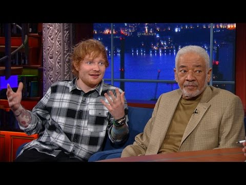 Bill Withers And Ed Sheeran Have Something In Common