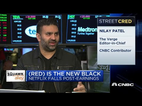 Netflix Earnings And Apple's Encryption Fight: The Verge's Nilay Patel