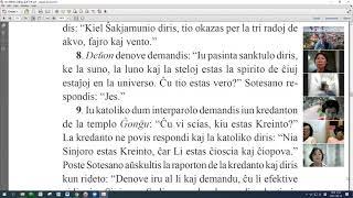 32 | La Sotesana Instruo de Ŭonbulismo | 에스페란토 원불교 대종경 공부 (zoom)