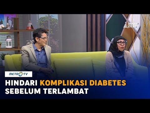 Hindari Komplikasi Diabetes Sebelum Terlambat