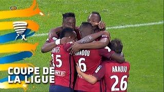 LOSC - ESTAC Troyes (2-1)  (1/16 de finale) - Résumé - (LOSC - ESTAC) / 2015-16