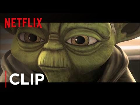 Netflix To Premiere Final Season Of Clone Wars Animated Star Wars Show March 7