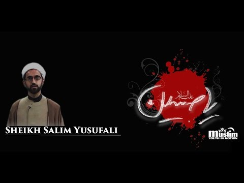 Night 10 | Role of Immaterial Causes and Effects in Daily Life | Sheikh Salim Yusufali
