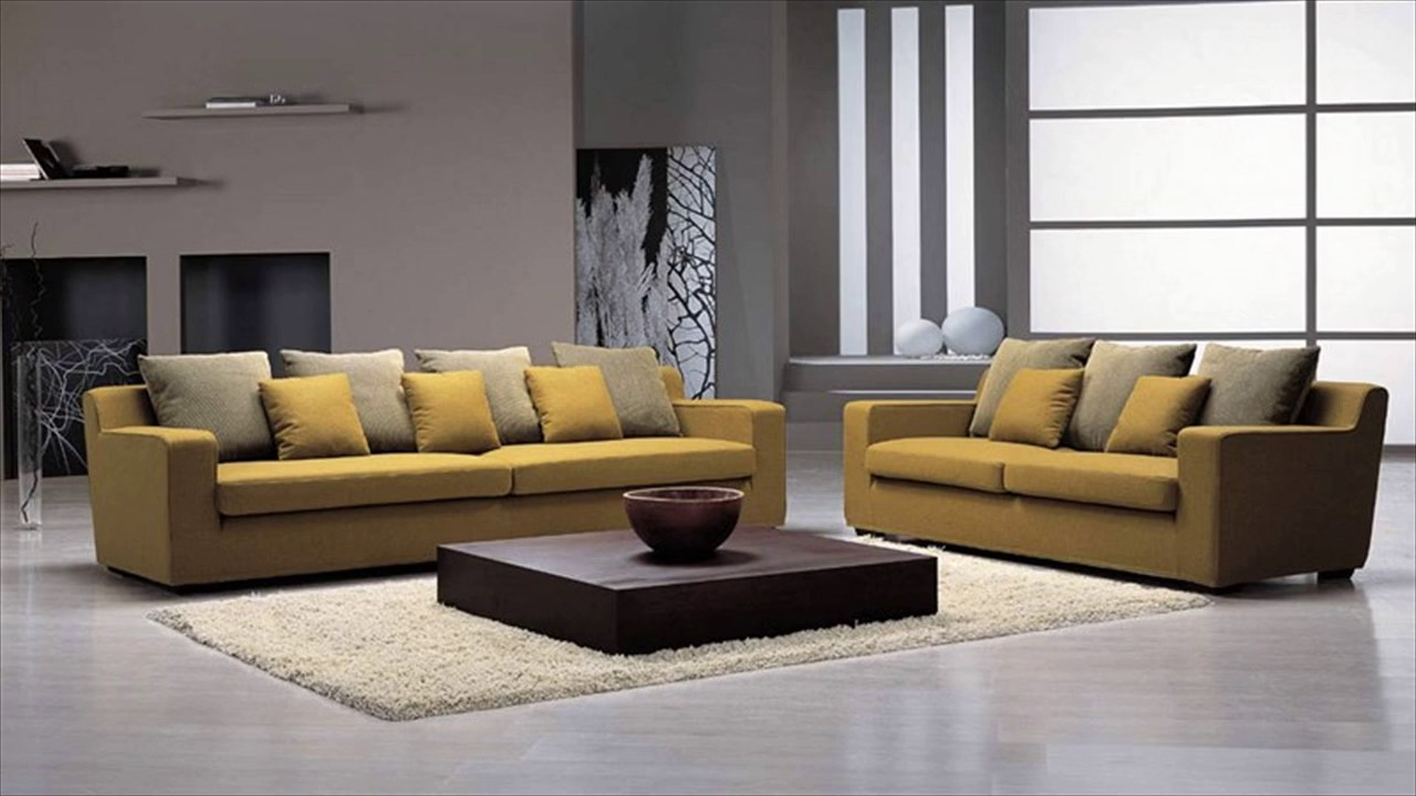 Modern Home Sofa Designs Uk Contemporary - YouTube