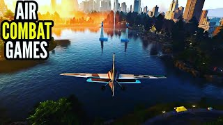 Top 10 Best Air combat Fighter Games Of 2018 For Android & Ios High graphics [Droid Nation]