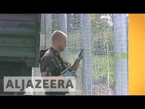 Why Hungary's crackdown on refugees is being criticised? – Inside Story