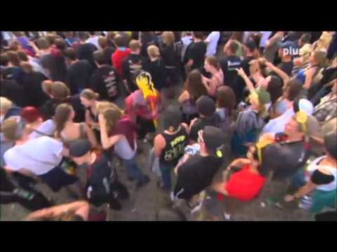 """Hollywood Undead - """"Young"""" (Live @ Rock am Ring 2011) [7/9]"""