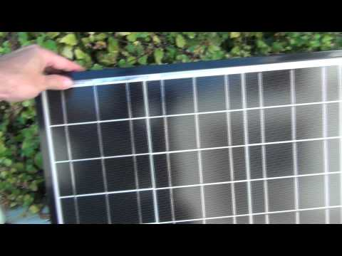 Monocrystalline vs Polycrystalline: Effect of temperature on output performance / power