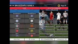 FTS 17 Actualizado Mayo Liga Brasil,Argentina,Colombiana,etc. Y más !!.