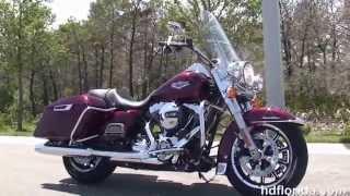used 2014 Harley Davidson Road King Motorcycles for sale in Navarra Florida