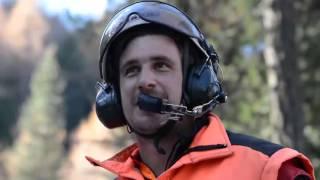 Wucher Helicopter: Die fliegenden Holzprofis