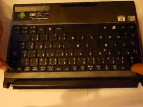 d montage changement d 39 un clavier d 39 ordinateur portable youtube. Black Bedroom Furniture Sets. Home Design Ideas