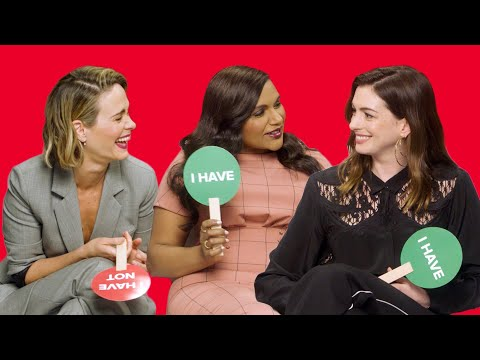 """The Cast Of """"Ocean's 8"""" Tries To Play Never Have I Ever"""
