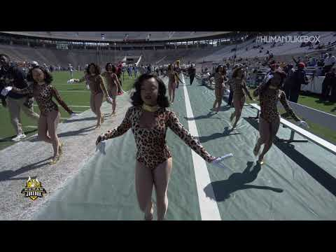 Southern University Human Jukebox | Marching In | State Fair Showdown 2018