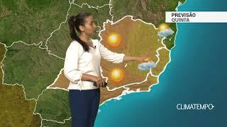 Previsão Sudeste – Ar seco predomina
