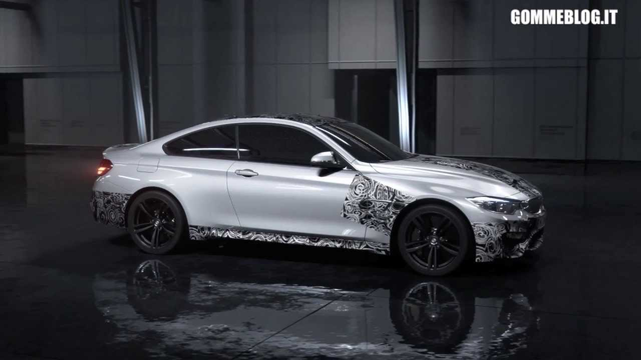 BMW M4 Engine Animation: 430 HP Twin Power Turbo 6 Cylinder   YouTube