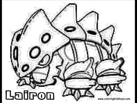 ColoringBuddyMike POKEMON Coloring