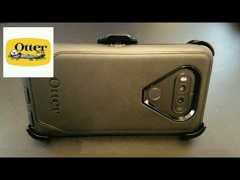 premium selection 985b8 6240d BEST RUGGED CASE EVER #OtterBox #LG #V20 #DefenderSeries - YouTube