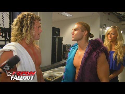 Dolph Ziggler über Seine Achterbahn-Karriere: Raw Fallout – 7. Dezember 2015