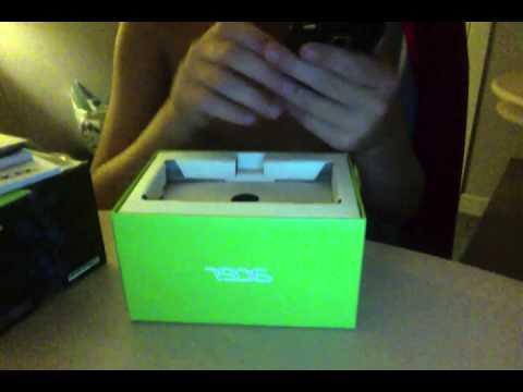 Unboxing Acer Allegro M310