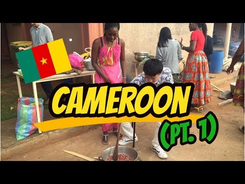 CAMEROON Travel (PT1)
