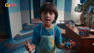 Hilal cupcake commercial 2017 Video