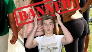 Ridiculous Things Banned In Schools