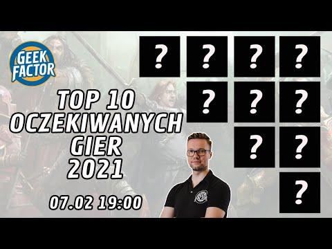 TOP 10 OCZEKIWANYCH