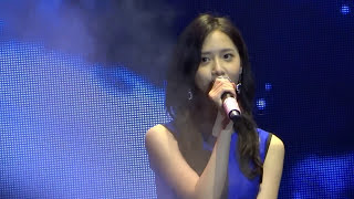 [Fancam]170113 YoonA-小幸運 The K2 Fanmeeting in Taiwan By Roy Lin