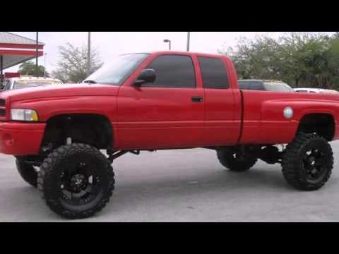 dodge ram 2500 slt quad cab 5 9l cummins diesel 4x4 monster for sale. Black Bedroom Furniture Sets. Home Design Ideas