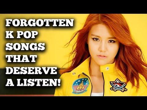 Forgotten K Pop Songs That Deserve A Listen!