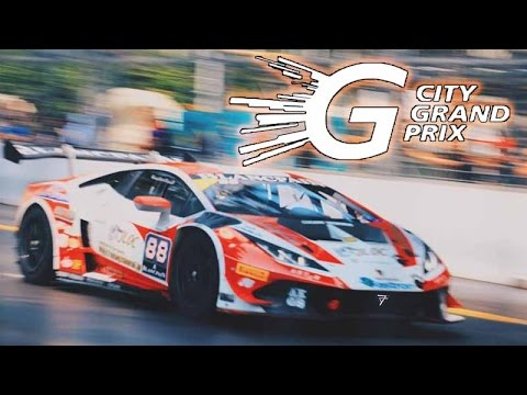 City Grand Prix: Kuala Lumpur (2015) [V8 Supercars & Lamborghini Super Trofeo]