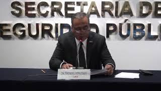 PARTE DE LA ACTIVIDAD POLICIAL DEL FIN DE SEMANA EN CDMX