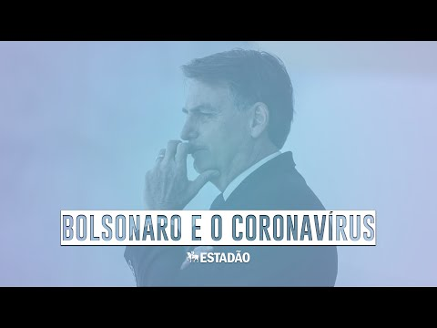 Bolsonaro e o coronavírus: veja falas do presidente sobre a pandemia