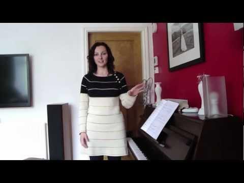 Belt Vocal Technique For Singers - Sarah...