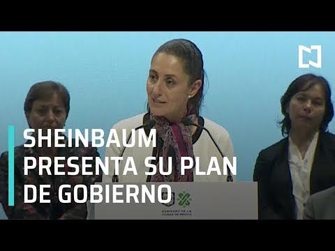 Claudia Sheinbaum toma protesta de integrantes de su gabinete - Paralelo 23