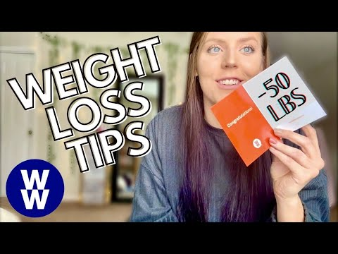 TIPS FOR STARTING WW   How to lose weight on WW   What I Wish I Knew!