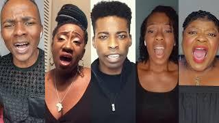 "AIN'T MISBEHAVIN' - ""Black and Blue"" | BLM Music Video"